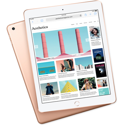 iPad New 2018 - 128G - 4G-WiFi