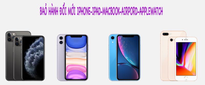 Bảo hành iPhone, bảo hành Macbook tại Hải Phòng