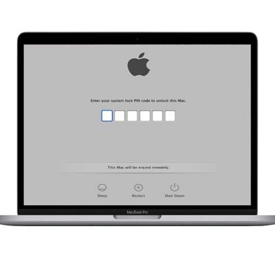 Mở Khoá ICould Macbook