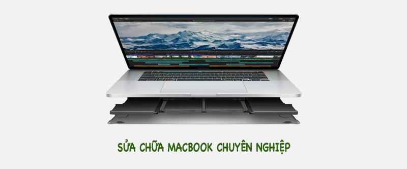 Sửa chữa Macbook uy tín, bảo hành Macbook Hải Phòng