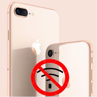 iPhone 8 Plus mất sóng, không dịch vụ