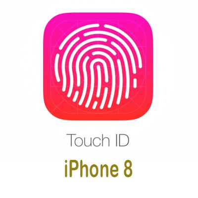 iPhone 8 mất vân tay