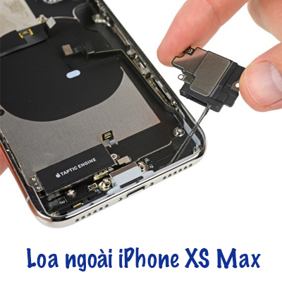 Thay Loa chuông iPhone XS Max